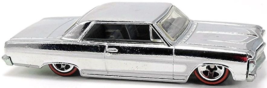 65 Chevelle Malibu – 78mm - 2007   Hot Wheels Newsletter