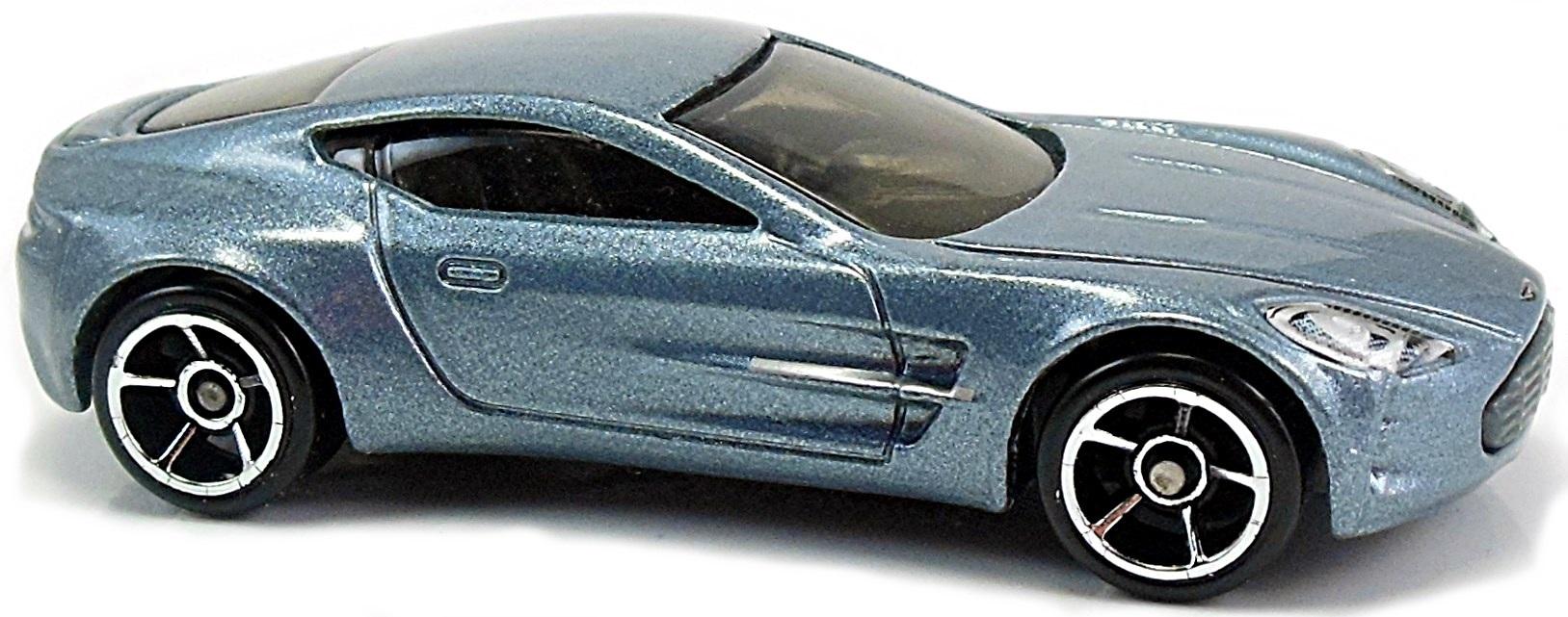 Aston Martin One 77 77mm 2011 Hot Wheels Newsletter