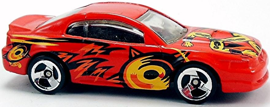 99 Mustang (GT) - 70mm - 1999   Hot Wheels Newsletter