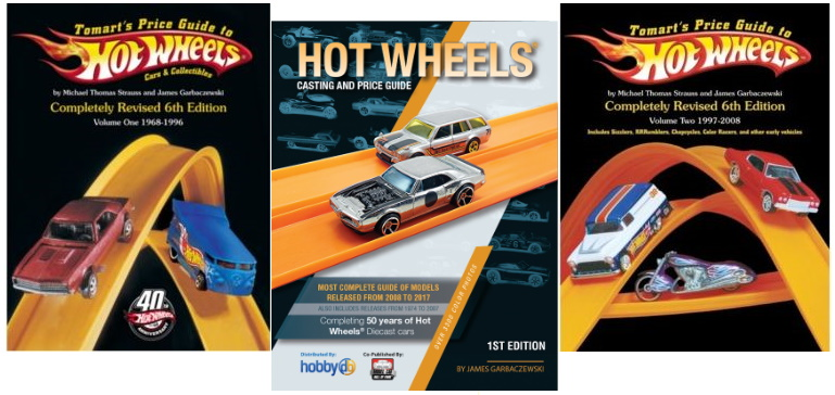 Hot Wheels Casting Guide