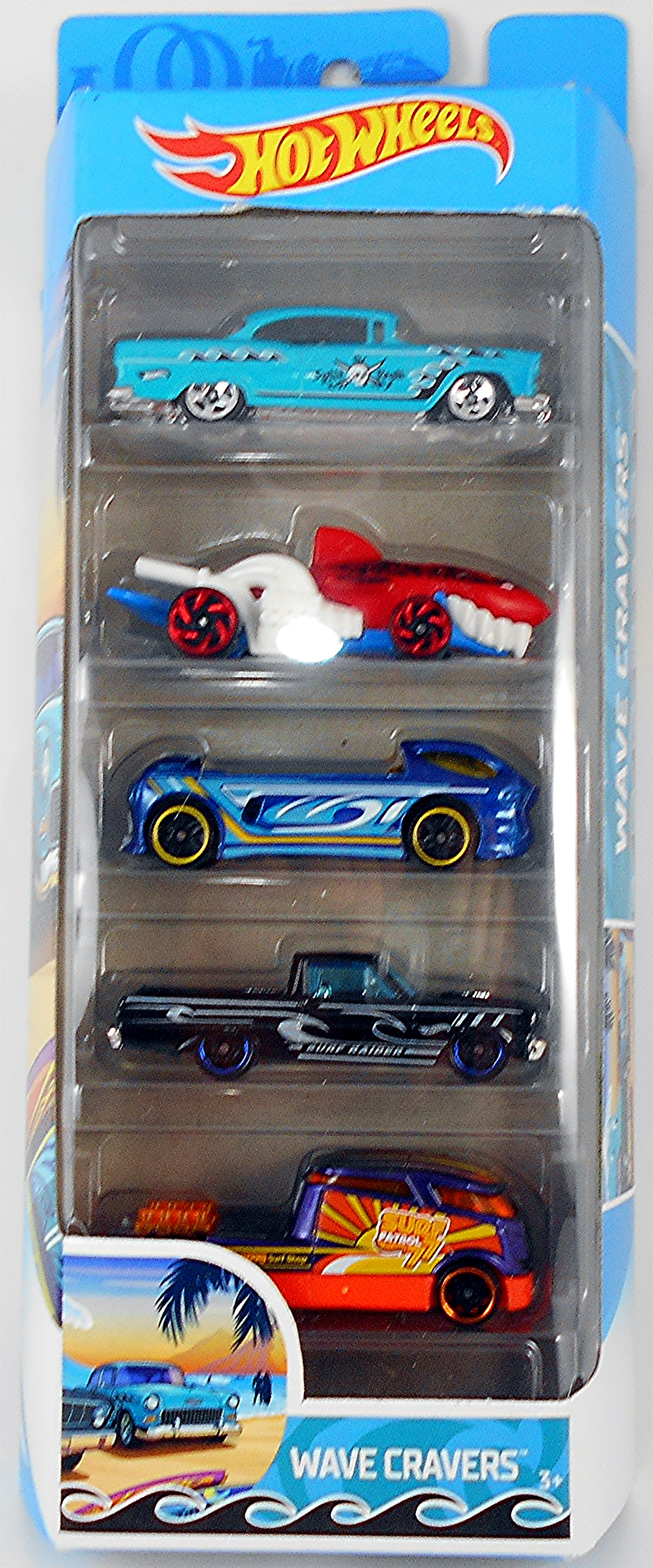 HOT WHEELS TARGET STREET RODS 4 PACK-FREE SHIPPING