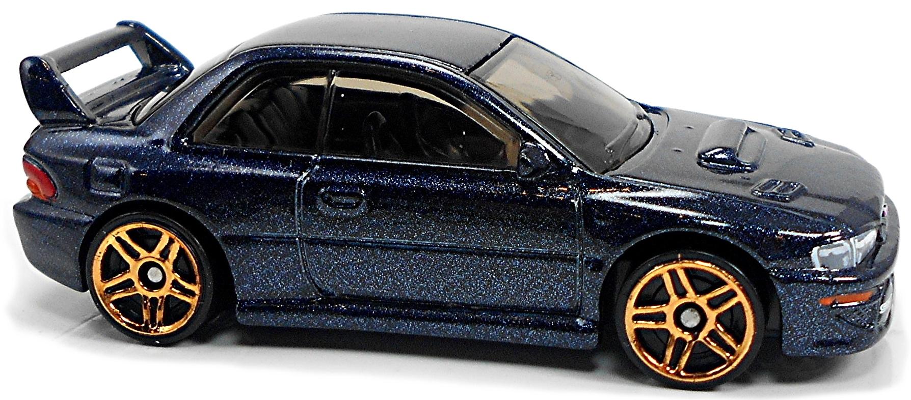 Hot Wheels /'98 Subaru Impreza 22B STI-Version 2020-023 NP18